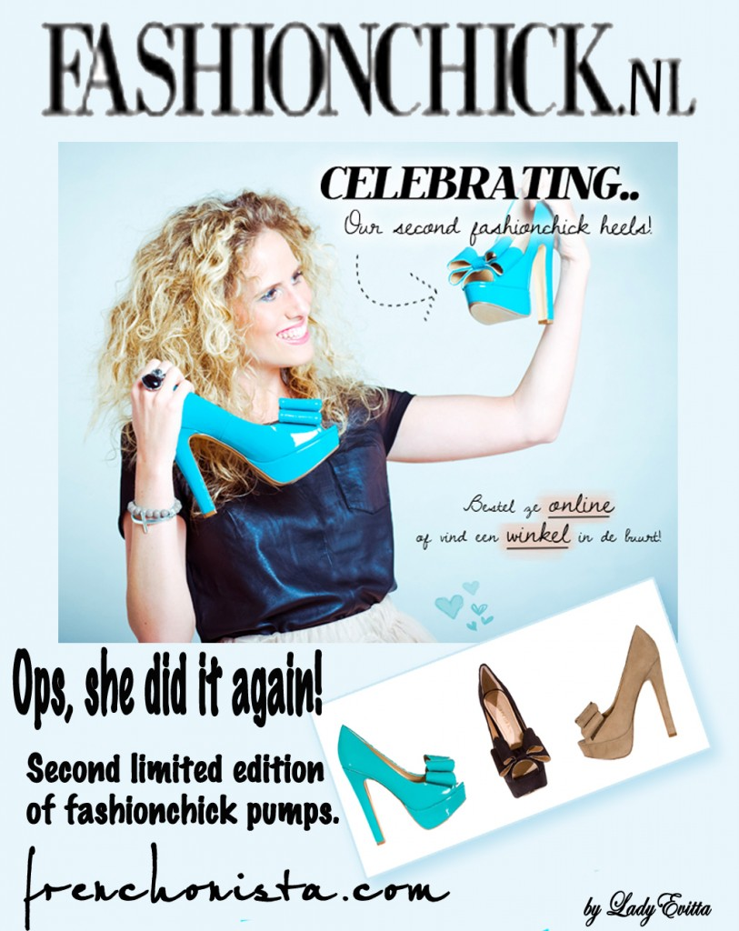 Fashionchick Second Limited Edition Pumps
