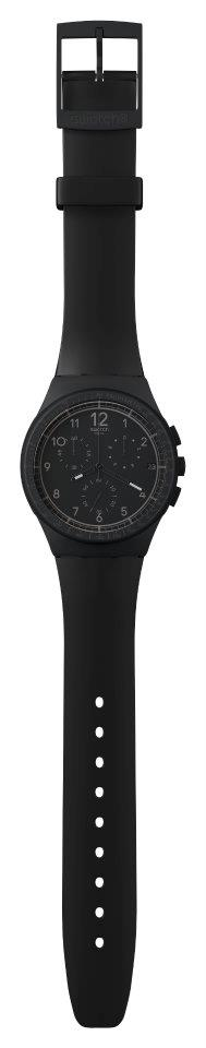 The New Swatch Chrono Plastic