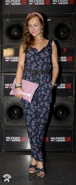 Carolien Spoor at Events wearing Frenchonista Clutches