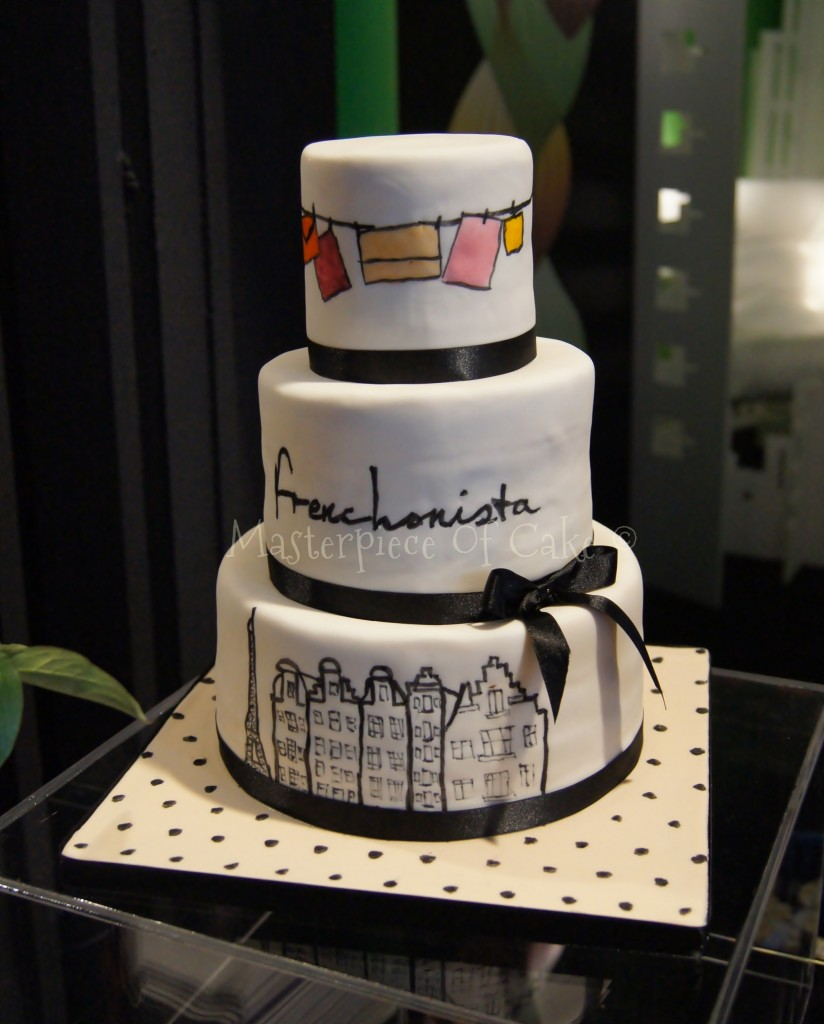 MASTERPIECE OF CAKE – Cakes can be fashionable!