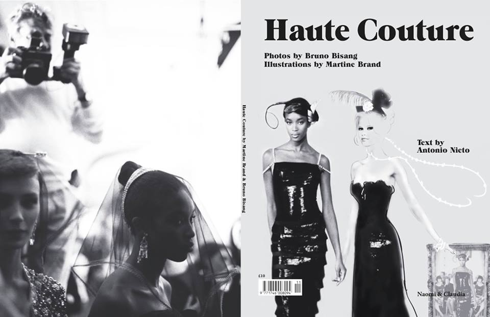 HAUTE COUTURE – By Martine Brand and Bruno Bisang.