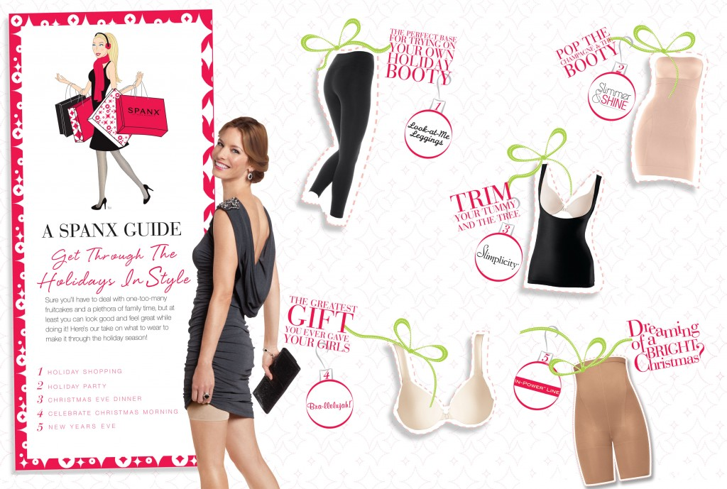 SPANX Holiday Top5