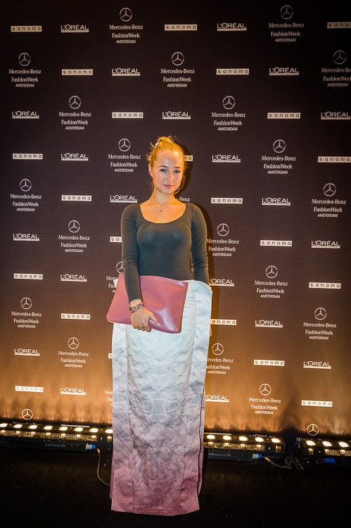 Just Carolien Spoor and Her Clutches …