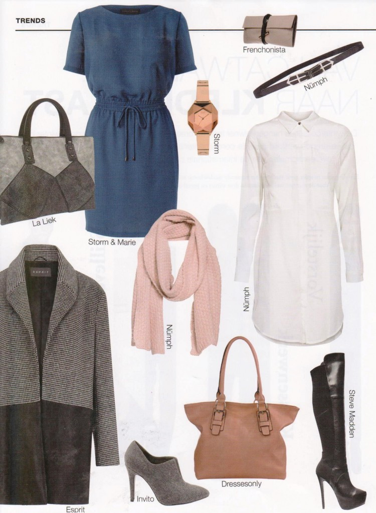 Nikki Clutch in the dutch Magazine Kleur & Stijl