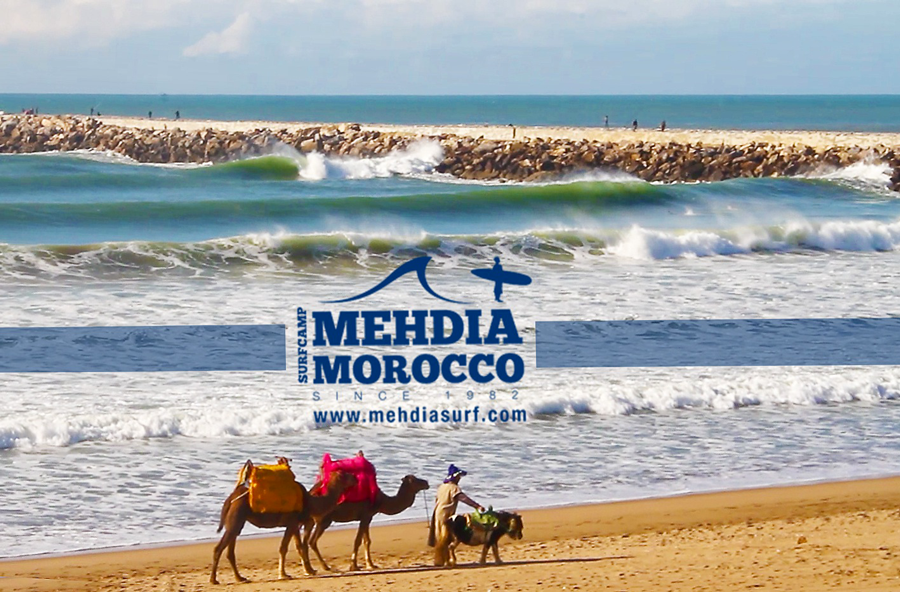 Surfing and Chilling in….Morocco!