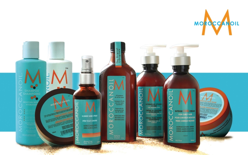 The absolute must have for your Hair… Moroccanoil