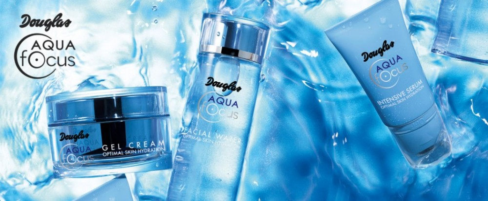 Aquafocus by Douglas – tested by our loved ones!