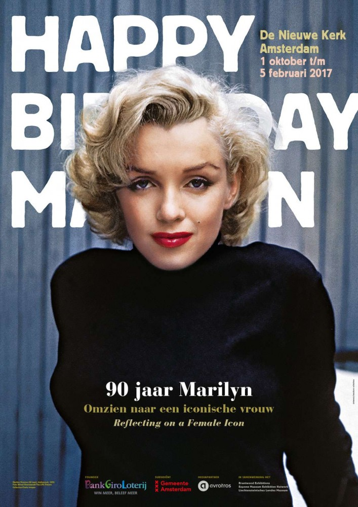 From Norma Jean into beauty Queen: Marilyn