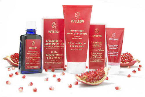 We can't get enough of Weleda…