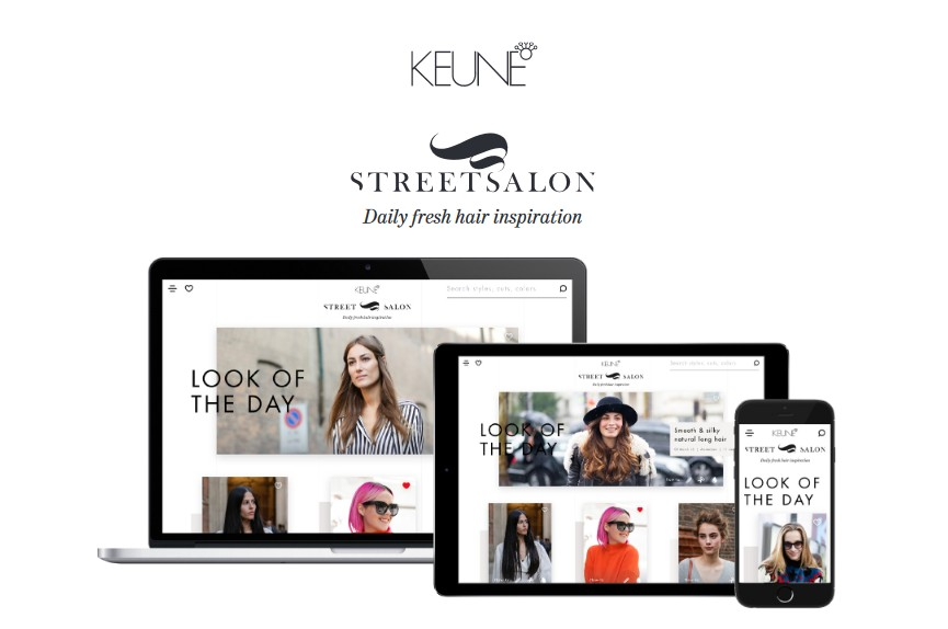 Street Salon by Keune Haircosmetics