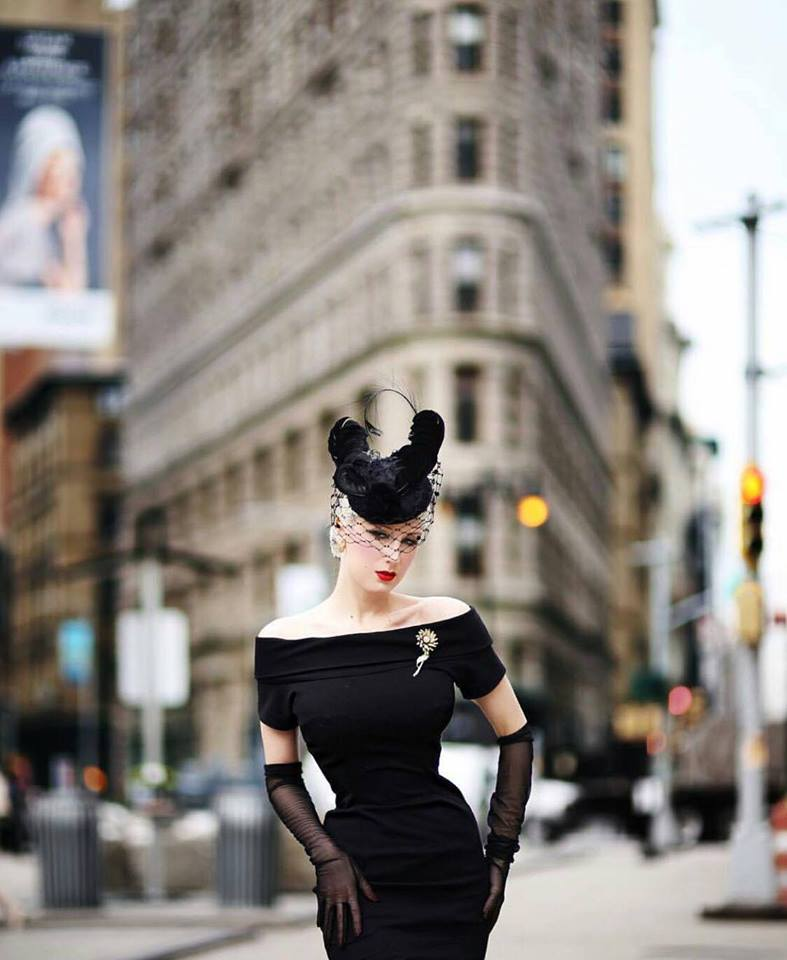 Retro dresses with Vintage Diva