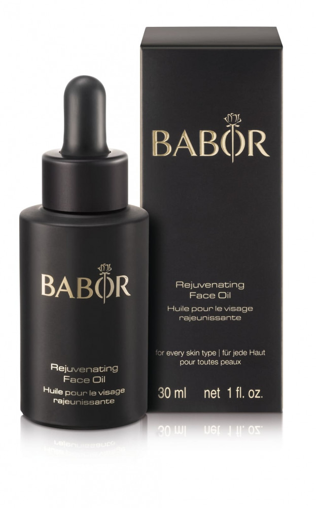 True MUST HAVE…Babor's rejuvenating face oil!