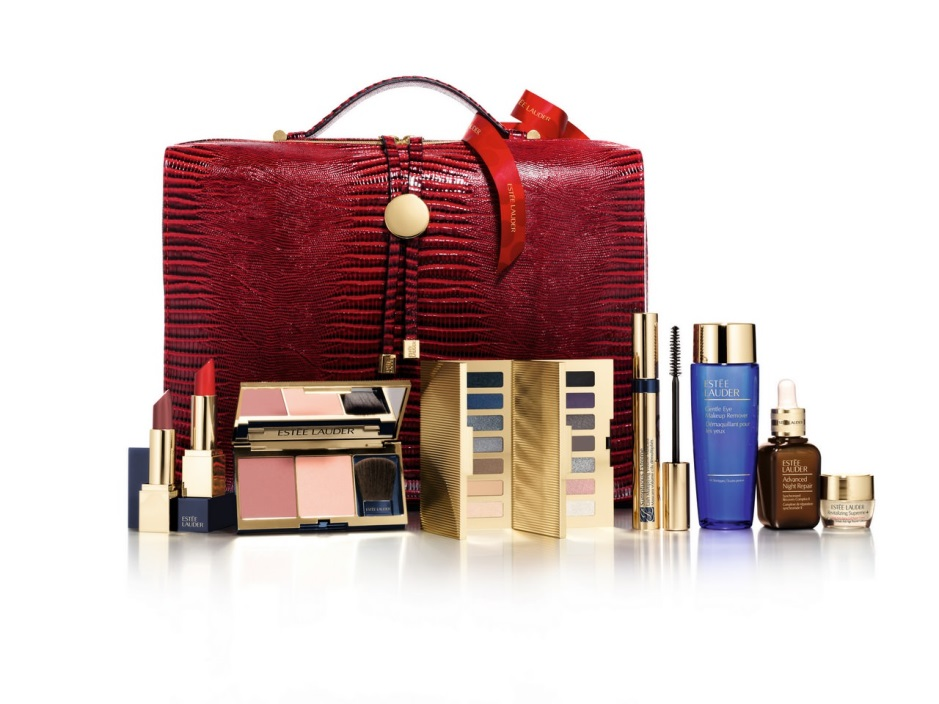 Estée Lauder's Luxurious Christmas set
