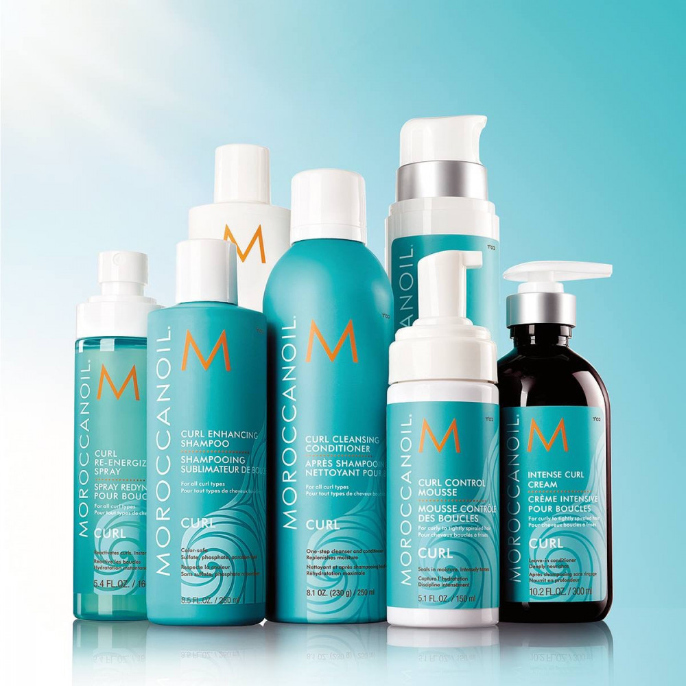 Moroccanoil for my moroccan curls!