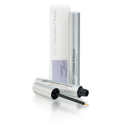 Dutchess of Beauty is the eyelash serum!