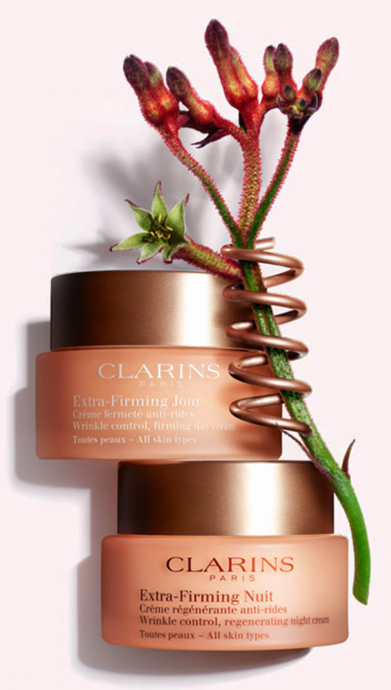 Eternal Icon of Beauty – Clarins