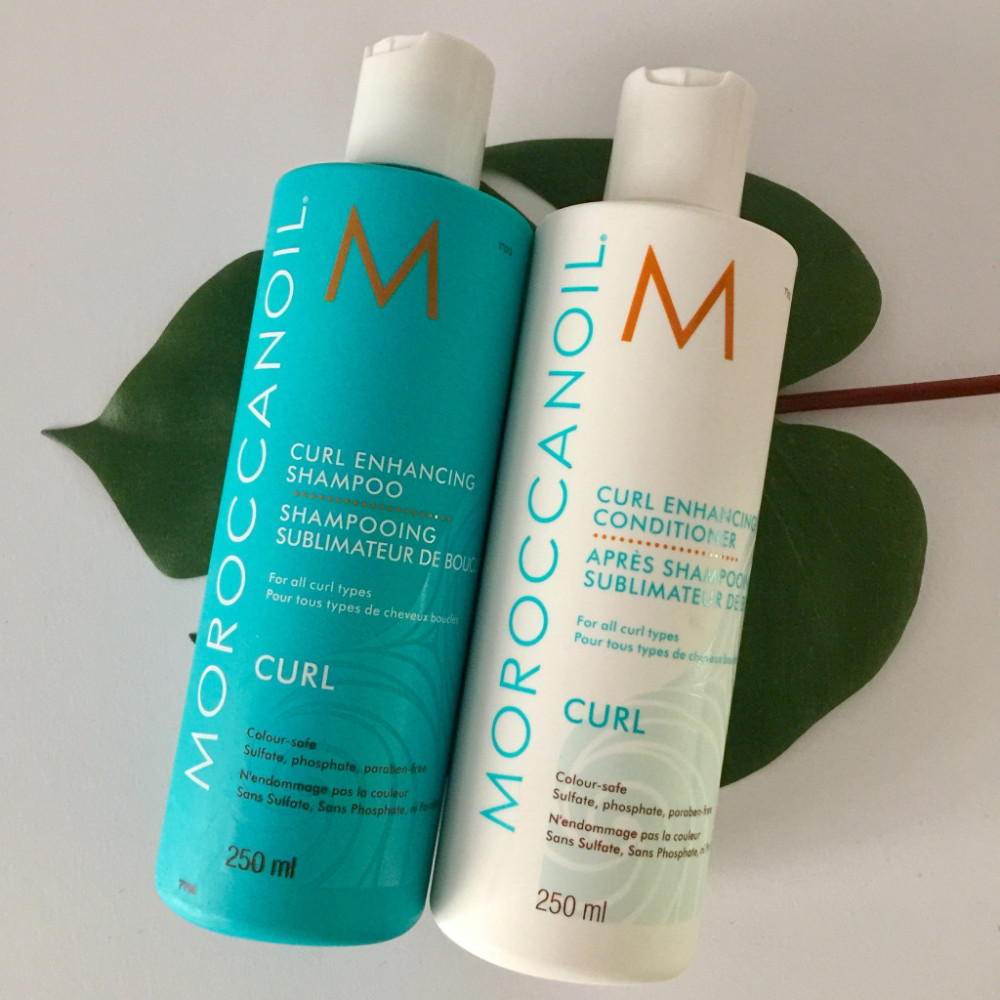 Moroccanoil: Not just for Moroccans! :-)