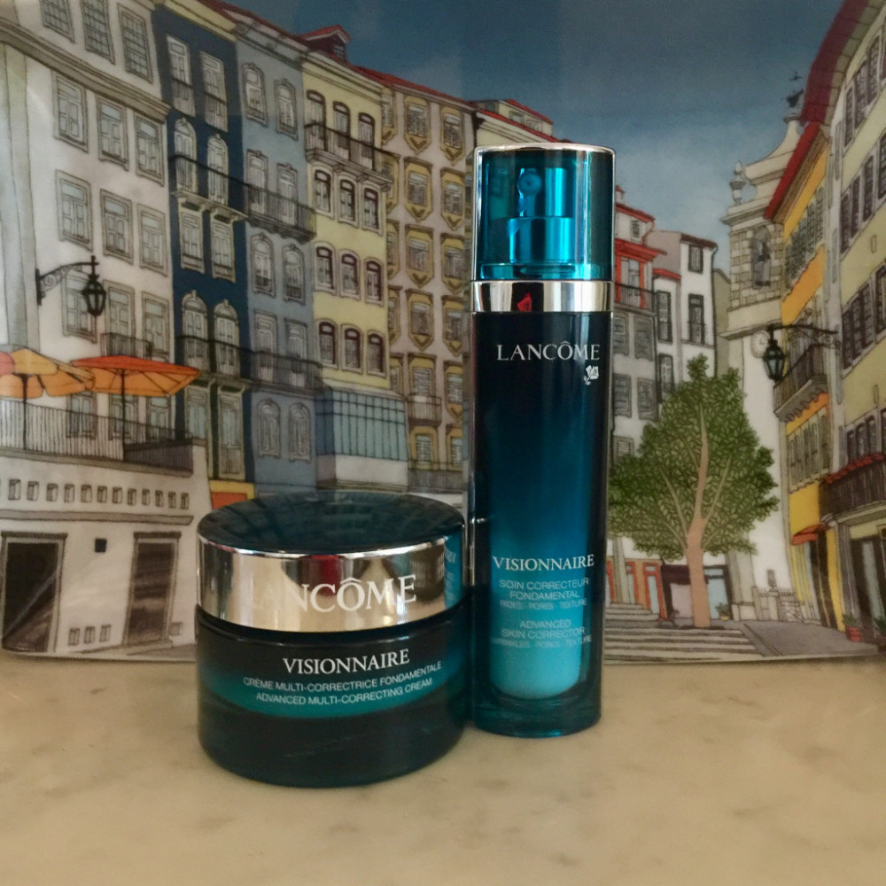 Enter autumn smoothly with Lancôme Visionnaire!
