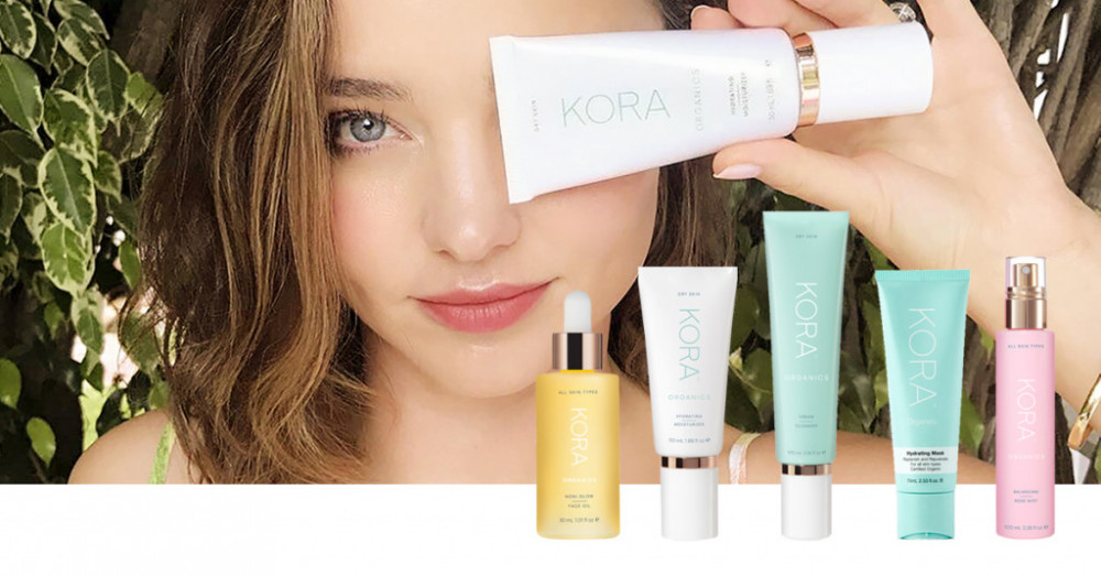 Take care of your largest organ – with KORA Organics