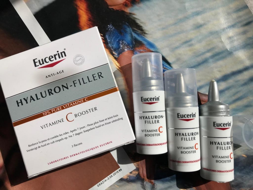 #Boostupyourskin with Eucerin